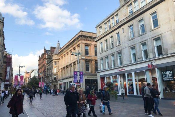 Glasgow_5_O que fazer_Buchanan Street