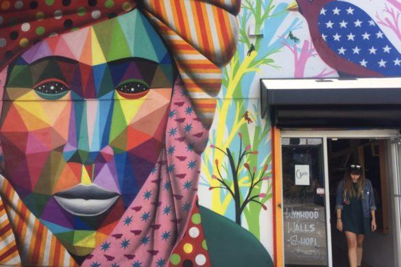 IMG 0084 e1516324675358 585x390 - Wynwood Art District: Dicas sobre o bairro de Miami