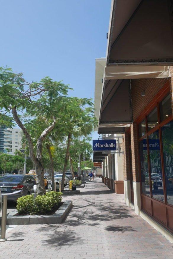 Miami Avenue, lojas de Wynwood Art District