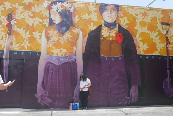 Wynwood Miami40 585x391 - Wynwood Art District: Dicas sobre o bairro de Miami