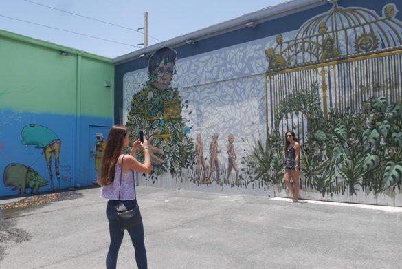 Wynwood Miami63 585x391 - Wynwood Art District: Dicas sobre o bairro de Miami