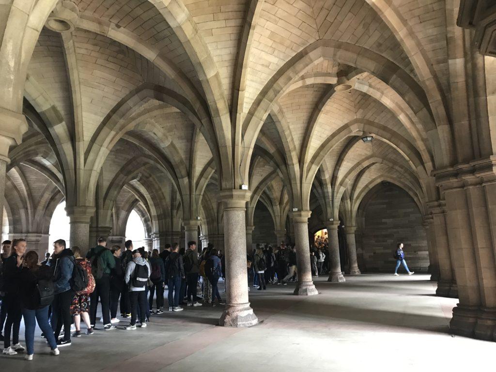 Universidade de Glasgow_o que fazer em Glasgow