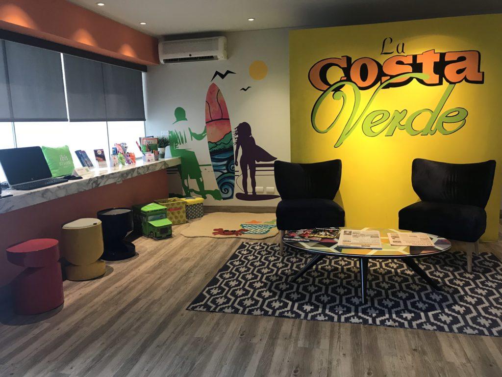 Ibis Styles Conquistadores, hotel em Lima