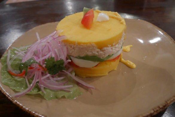 Lima restaurante Tanta0069 e1519357595167 585x391 - Hotel bom e barato em Lima: o Ibis Styles Conquistadores