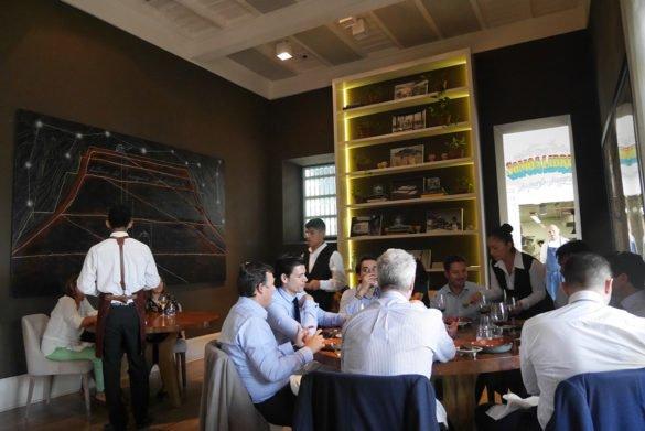 Lima Astrid y Gaston0321 585x391 - Restaurante Astrid y Gastón, em Lima: como é, quanto custa...
