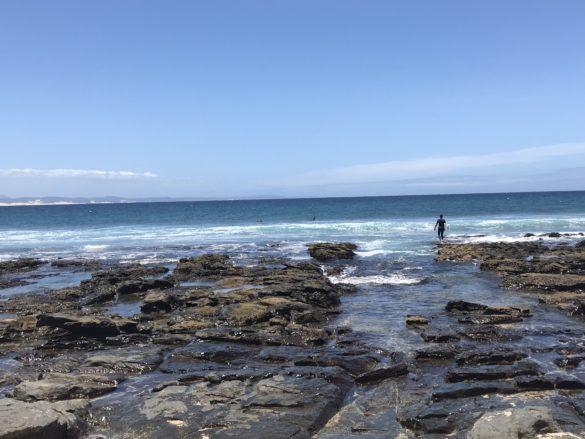Jeffreys Bay7 585x439 - Roteiro de 15 dias na África do Sul