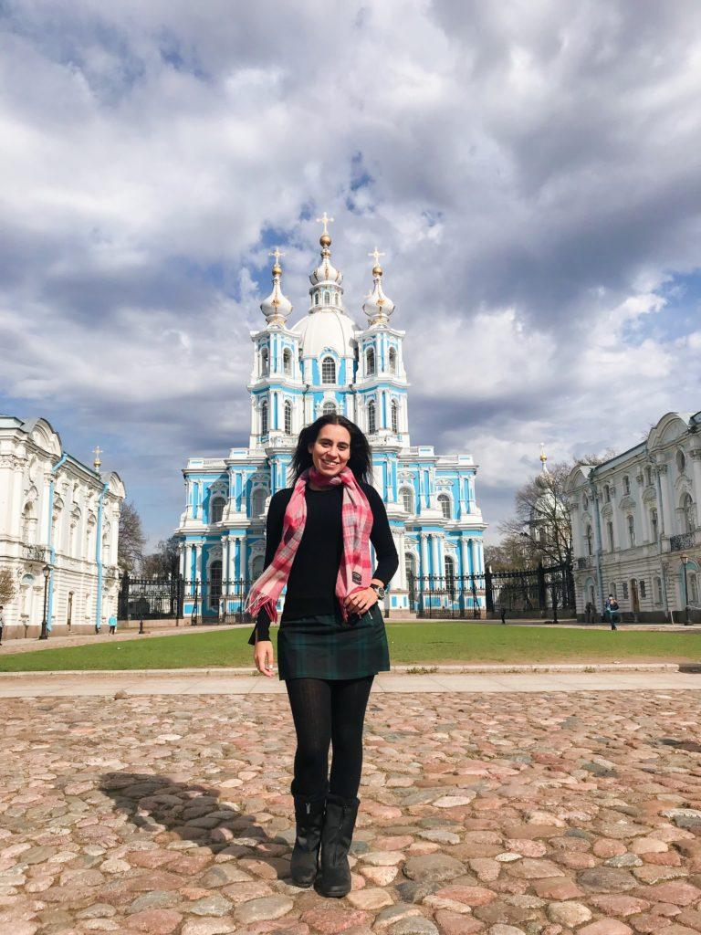 Catedral Smolny-oque-fazer-em-sao-petersburgo
