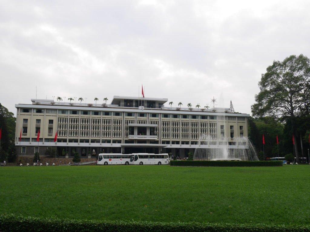 O que fazer em Ho Chi Minh: palácio do governo