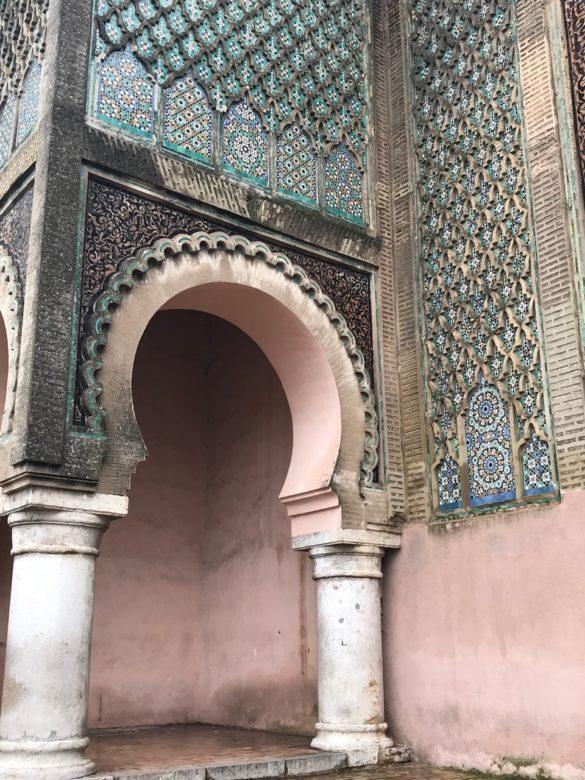 IMG 1438 585x780 - Dicas do Marrocos: o que fazer em Meknès e Volubillis