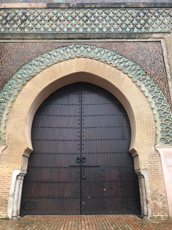 IMG 1439 585x780 - Dicas do Marrocos: o que fazer em Meknès e Volubillis