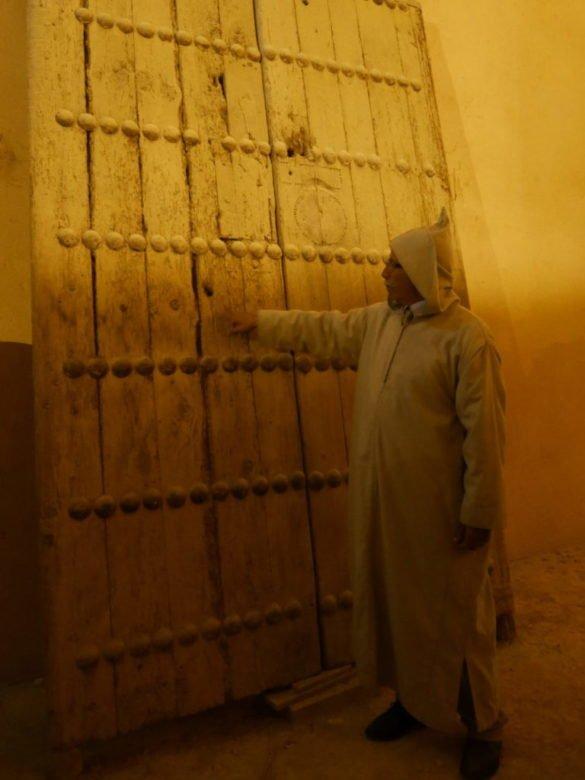 P1350526 e1534091048180 585x780 - Dicas do Marrocos: o que fazer em Meknès e Volubillis