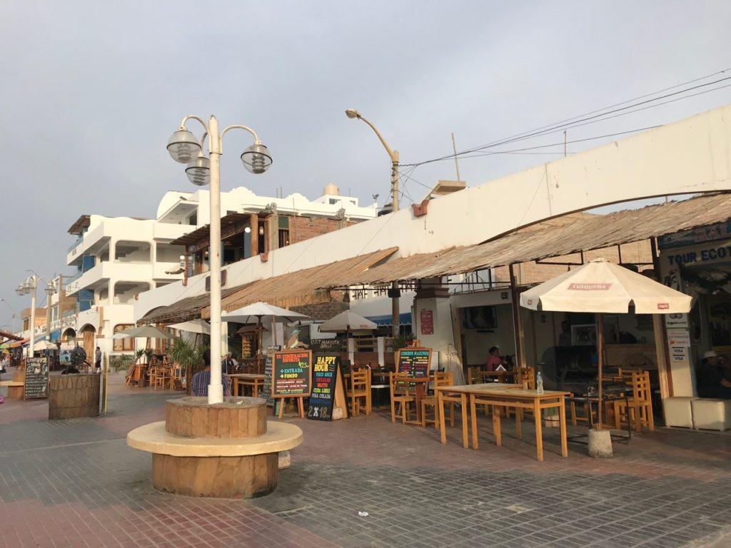 Viagem para Paracas