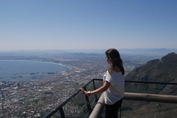 roteiro de quatro dias em Cape Town-table -mountain