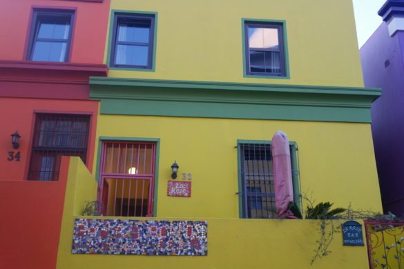 Roteiro de quatro dias em Cape Town-bo-kaap