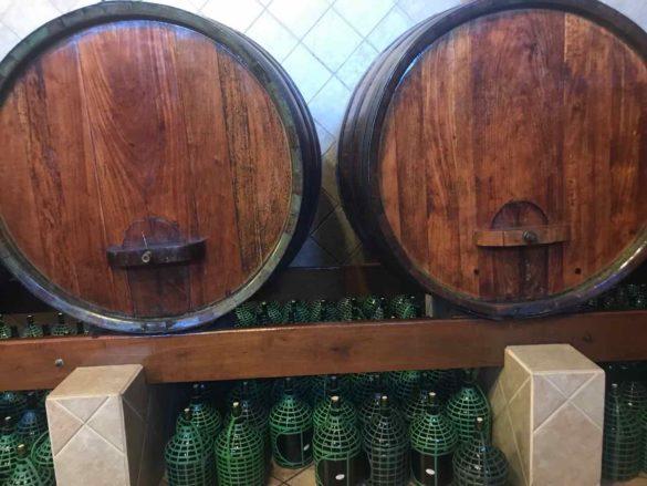 Rota da uva de Jundiaí Maziero 1 585x439 - Rota da uva de Jundiaí: para provar muito vinho perto de São Paulo
