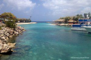 voo direto para Curacao