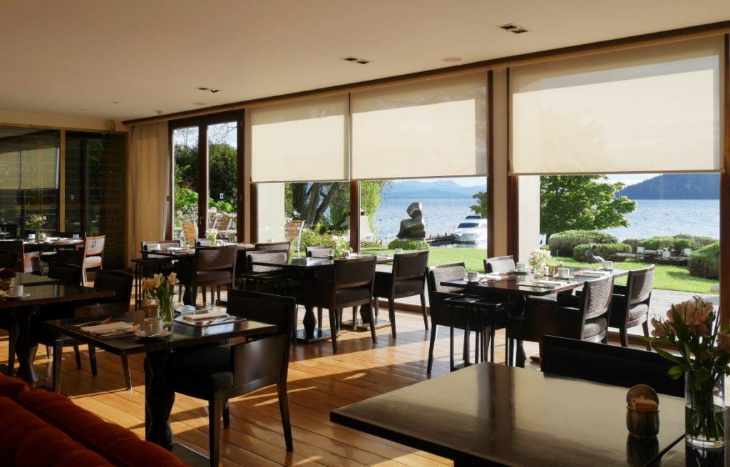 Dica de hotel em Bariloche:El Casco Art Hotel