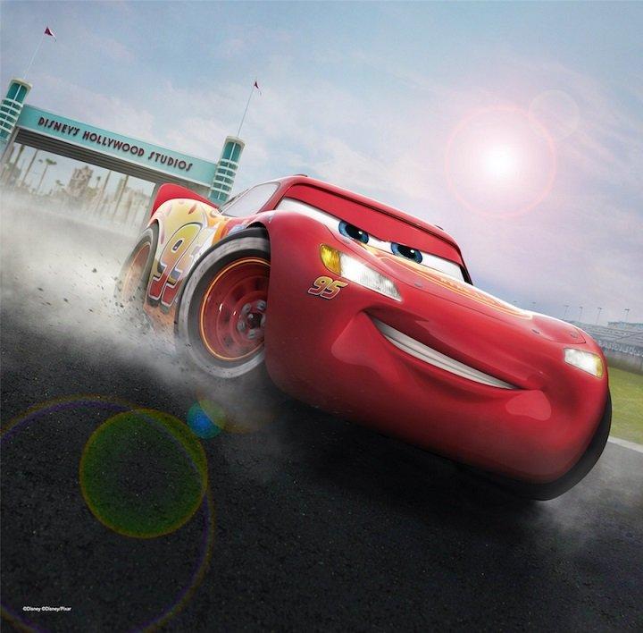 novidades nos parques da Disney-Lightning McQueen's Racing - DHS.3