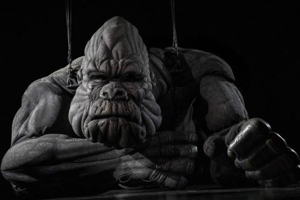 King Kong na Broadway: para ficar de cara com os efeitos especiais