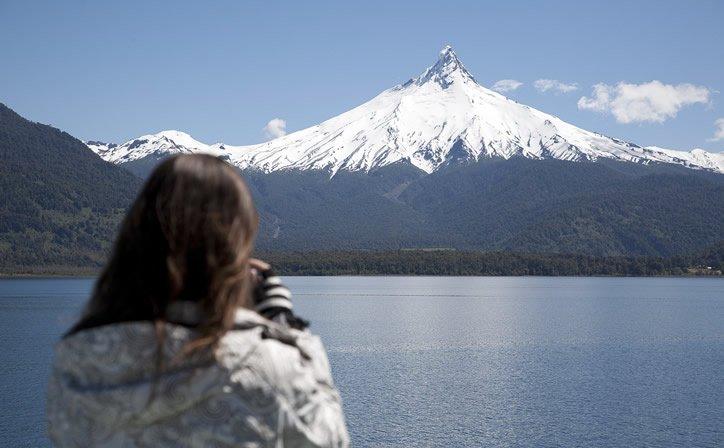 Cruce Andino vulcao Osorno - Cruce Andino: como é a viagem de Bariloche a Puerto Varas