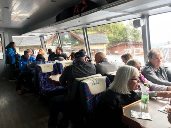 Cruce Andino05 585x439 - Cruce Andino: como é a viagem de Bariloche a Puerto Varas
