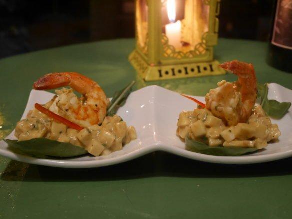 camarão do O Limoeiro2_restaurante em Ubatuba