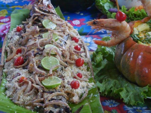 Vila do Pescador restaurante em Ubatuba 5