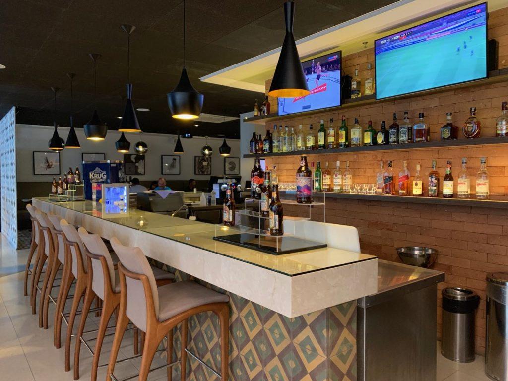 bar do holiday inn Savassi, Hotel bom e bem localizado em BH