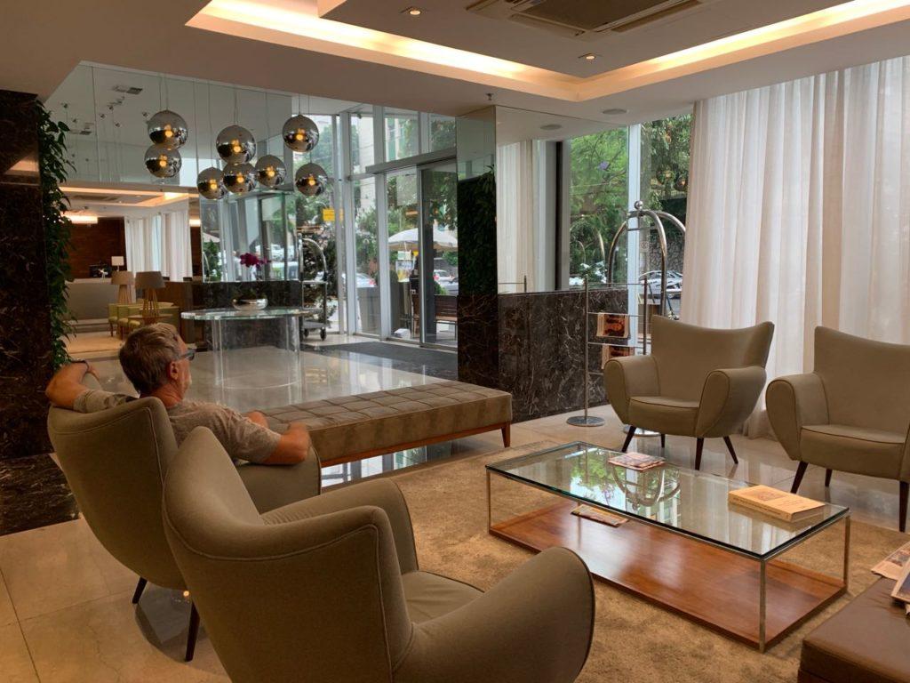 Hotel bom e bem localizado em BH