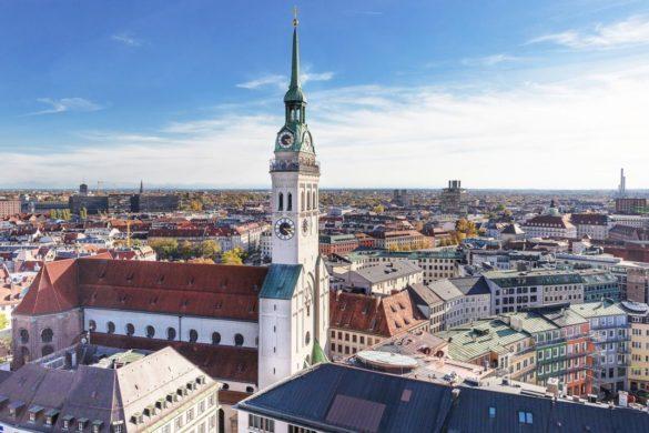 Munique é atendida pelo novo voo de são paulo a Munique