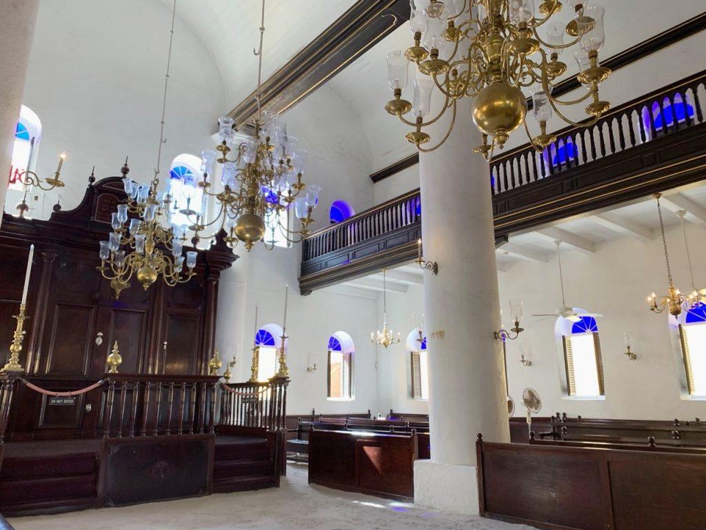 Sinagoga de Curacao-O que fazer em Curacao