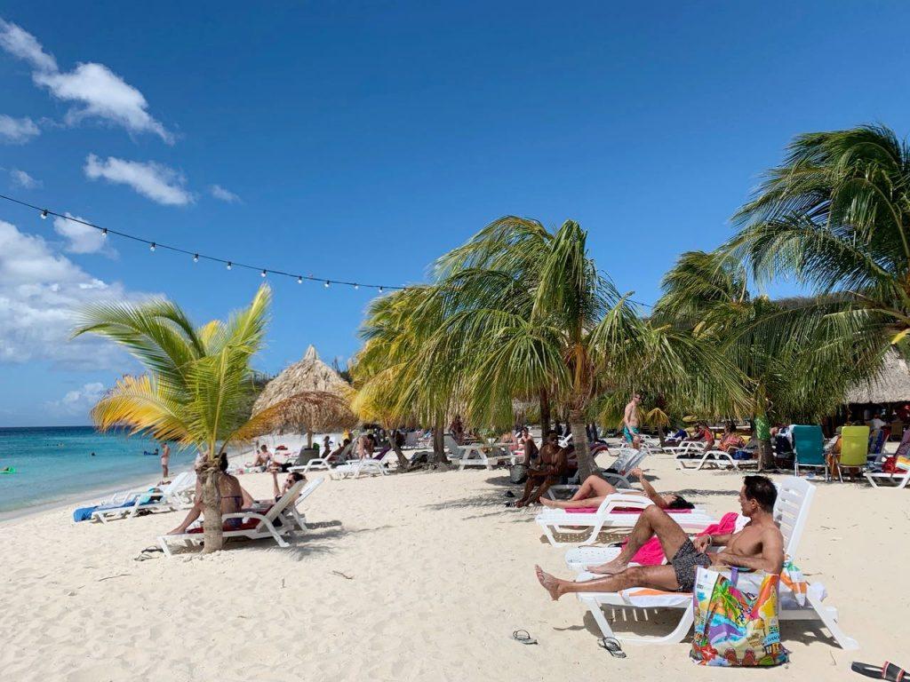 praia Cas Abao - O que fazer em Curacao