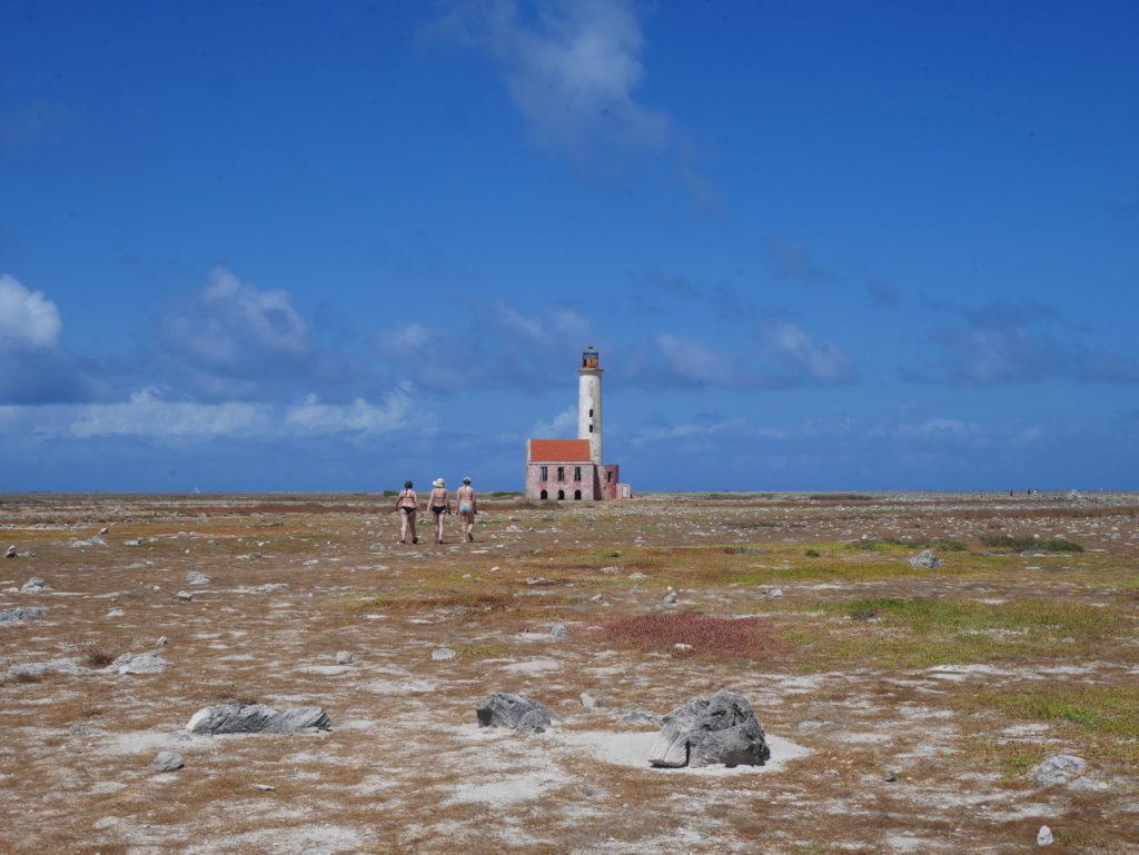 Forte em Klein Curacao _oque fazer em Curacao