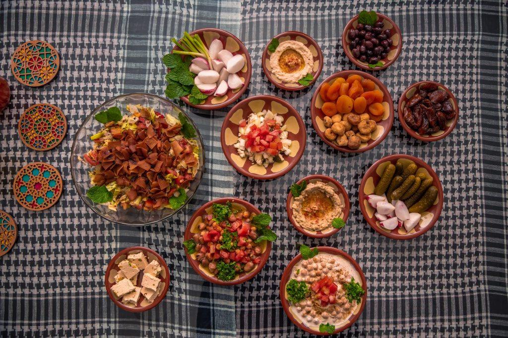 comidas sírias - refugiada siria - airbnb