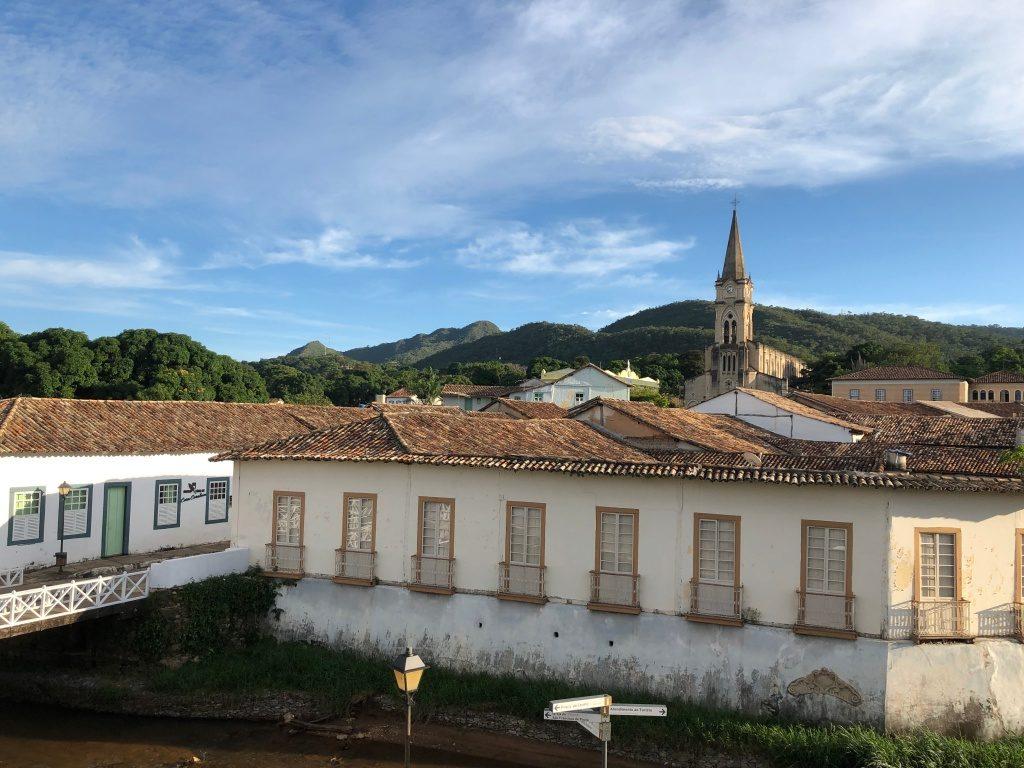 Vista da Cidade de Goiás