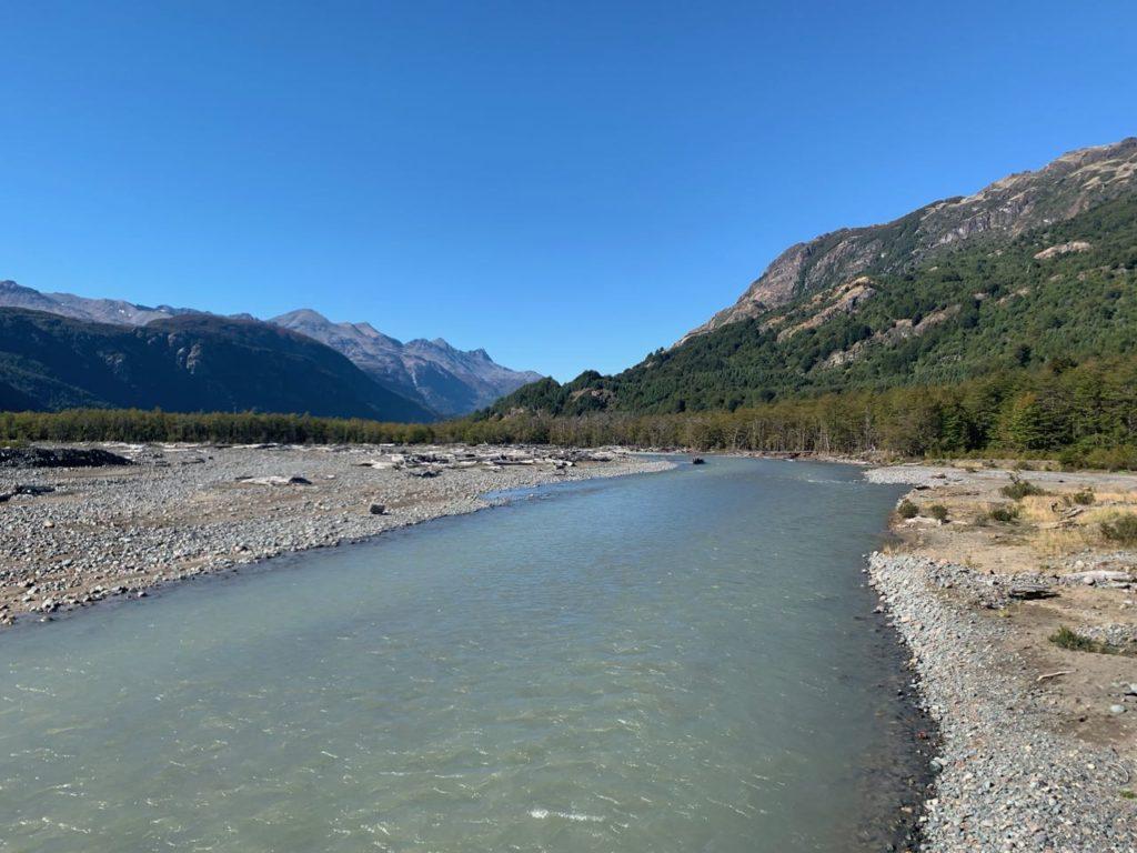 Vale do Rio Hudson na Patagonia Norte, Aysén