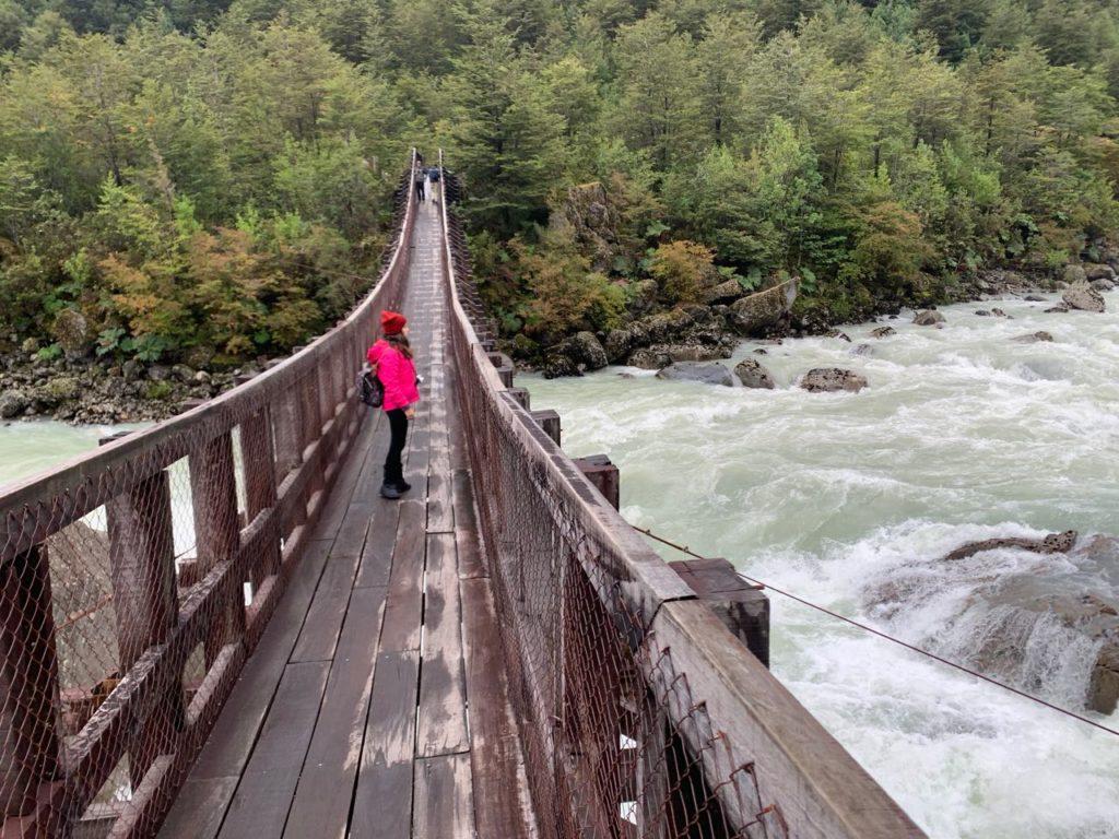 Cachoeira Salto del Condor, um dos passeios da região de Aysén