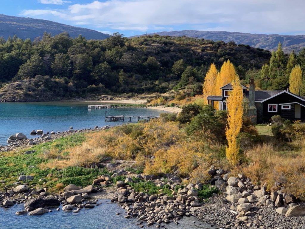 lago na Carretera Austral