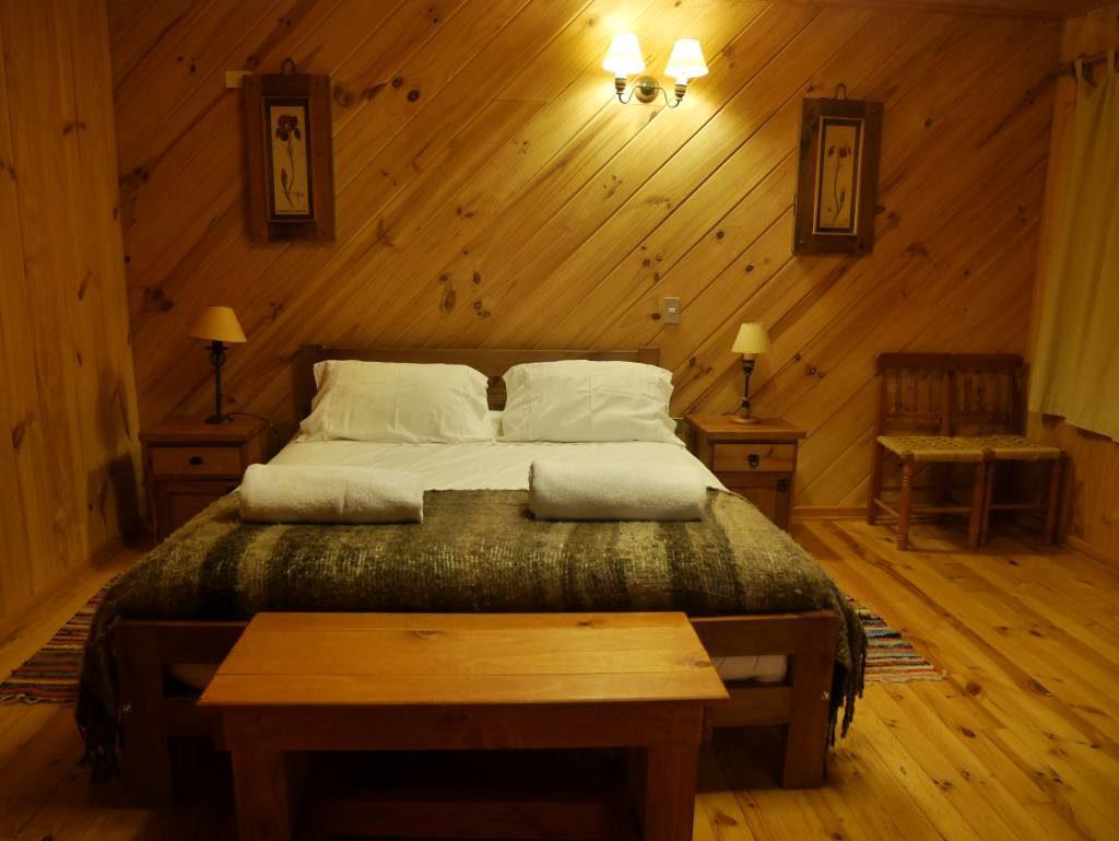 Rio Baker Lodge_hotel na região de Aysen
