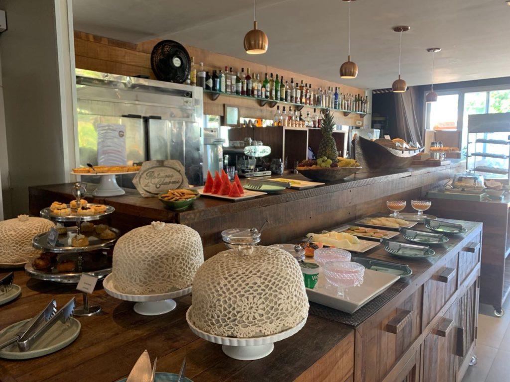 restaurante do Nau Royal, hotel romantico perto de sp