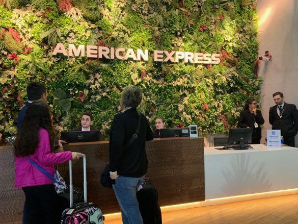 Sala Vip da American Express