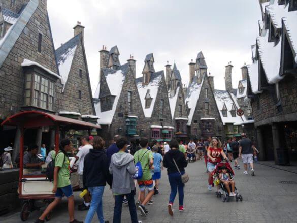 Universal Orlando novas atrações Harry PotterP