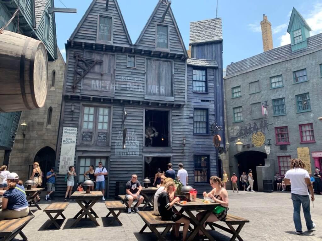 Universal Orlando novas atrações Harry PotterIMG