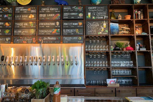 Cervejaria em Miami Veza Sur
