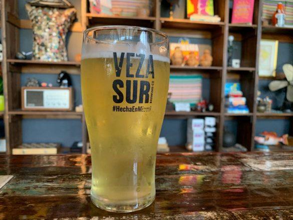 Cervejaria em Miami, a Veza Sur