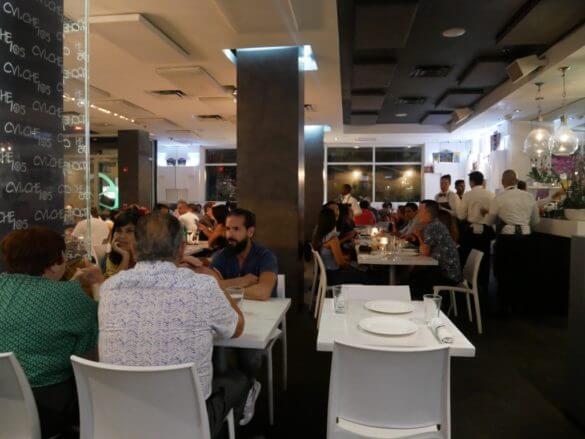 Restaurantes em Miami Cviche