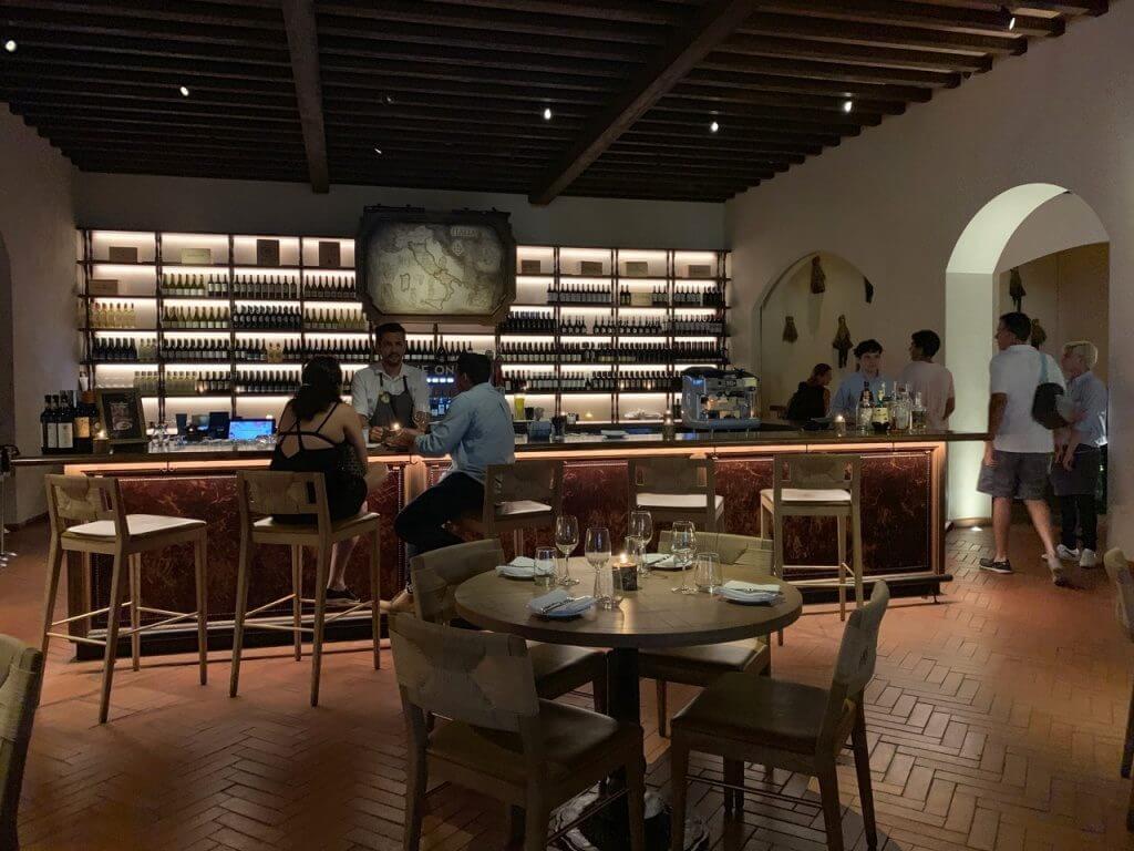 Restaurantes em Miami Enoteca