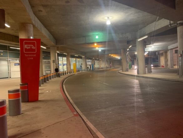 Aeroporto de Dallas para o centro