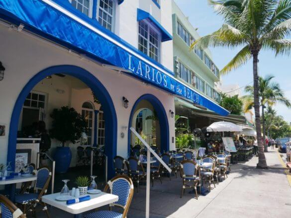 Restaurantes em Miami South Beach
