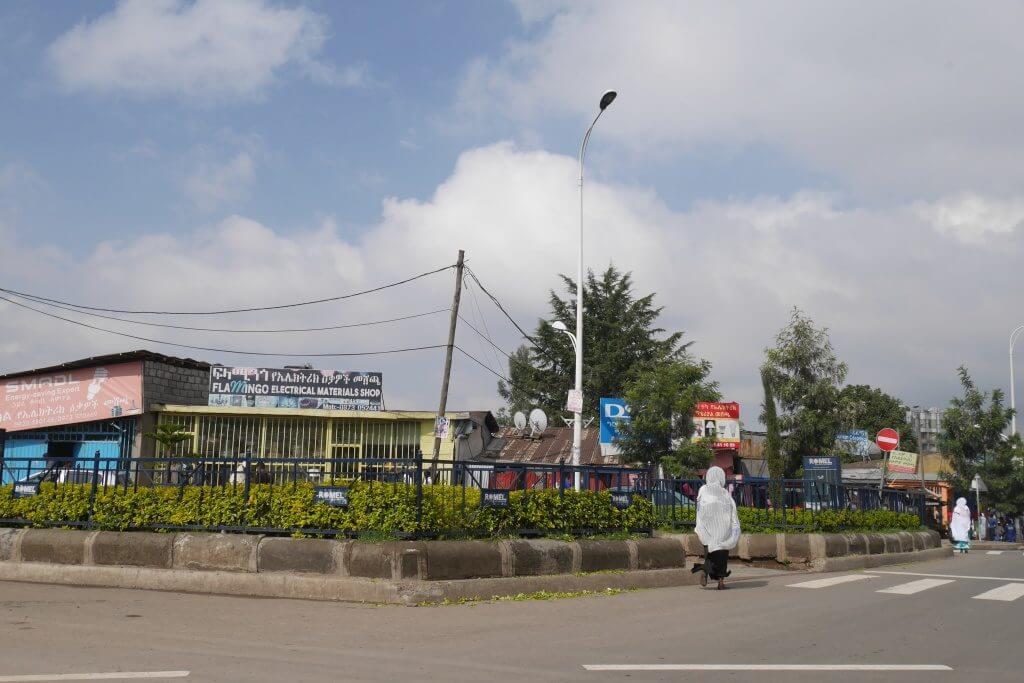 Rua de Adis Abeba